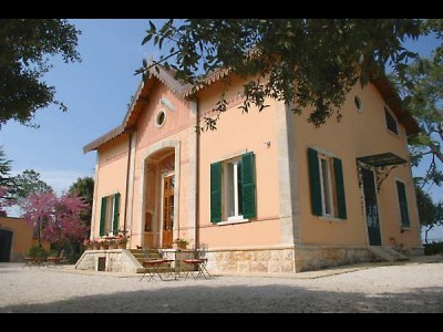 Bed and Breakfast Alba Rosa - Tenuta Colavecchio