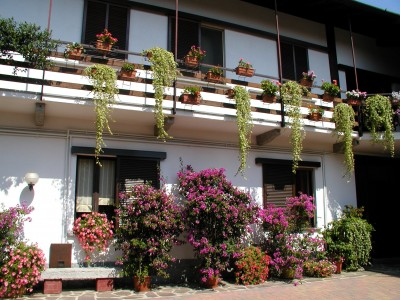 Bed and Breakfast Ai Castagni - Malpensa Relax