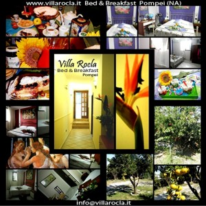 Bed and Breakfast Villa rocla