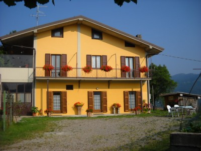 Bed and Breakfast B&B La casa di Parpaet