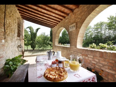 Bed and Breakfast Tenuta la Santissima
