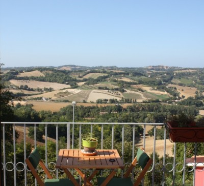 Bed and Breakfast Terrazza in collina