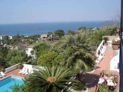 Bed and Breakfast La Villa Pina