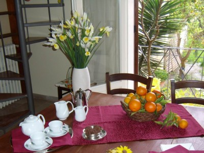 Bed and Breakfast Aranceto B&B