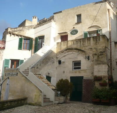 Bed and Breakfast La Casa nei Sassi