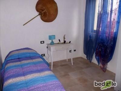 stanza matrimoniale o con due letti singoli