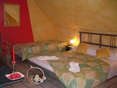 Bed and Breakfast La scacchieradelletna
