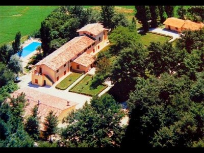 Bed and Breakfast Abadia Farneto