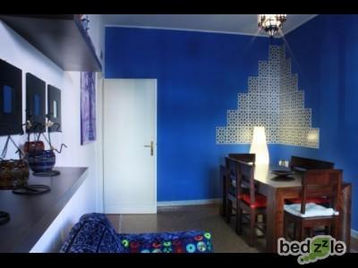 La stanza blue