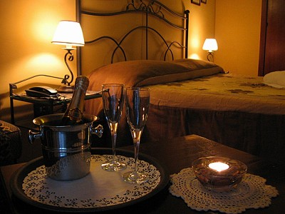 Bed and Breakfast Alloggio dei Vassalli & Wellness centre