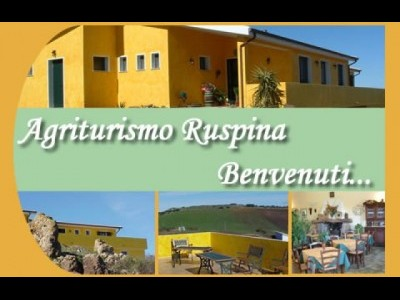 Farm holidays Ruspina