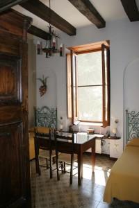 Room rental Villa de Pertis