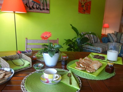 Bed and Breakfast La Casa Verde Arancio