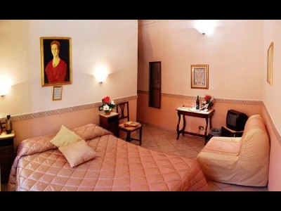 Room rental Il Tufo Rosa