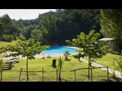 Farm holidays Borgovivo