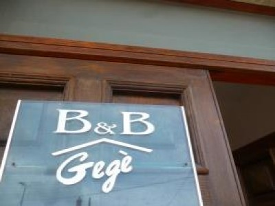 Bed and Breakfast B&B Gegé