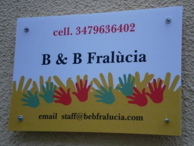 Bed and Breakfast B & B Fralùcia