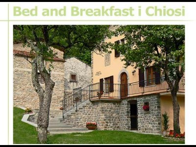 Bed and Breakfast i Chiosi