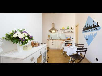 Bed and Breakfast Bergamo Sottosopra