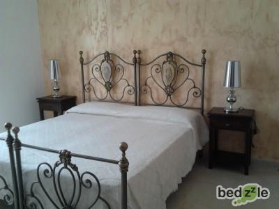 camera sabbia tripla + 1 letto