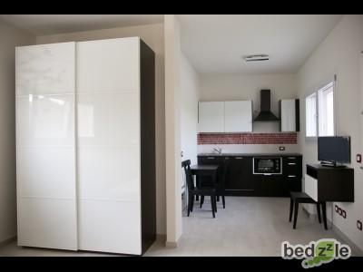 Mini appartamento con cucina