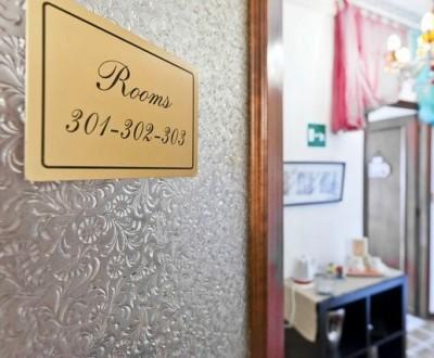 Chambres d hotes Domus Dei Consoli B&B Roma
