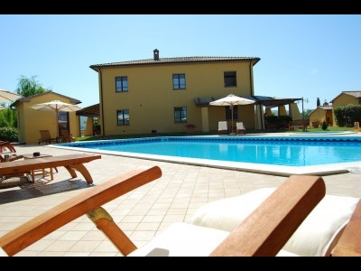 Holiday home Podere tre cipressi