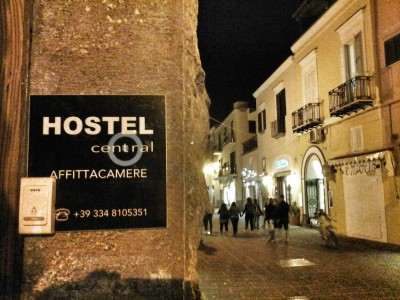 Ostello Hostel Central Affittacamere Ischia