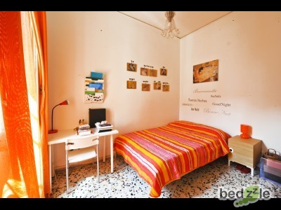 Orange Room - B&B Rossonapoletano Naples