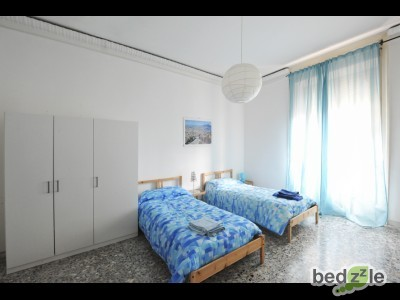Blue Room - B&B Rossonapoletano Naples