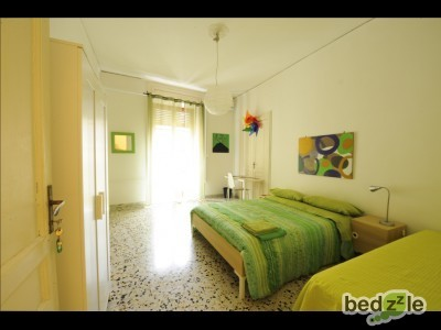 Green Room - B&B Rossonapoletano Naples