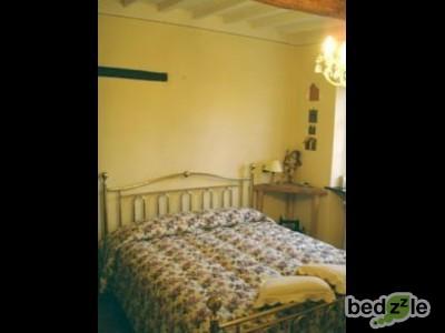La camera della Santina