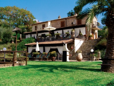 Agroturismo La Valle del del Sole Country Fitness