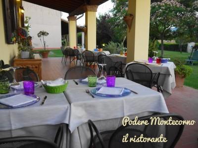 Agritourisme Podere Montecorno