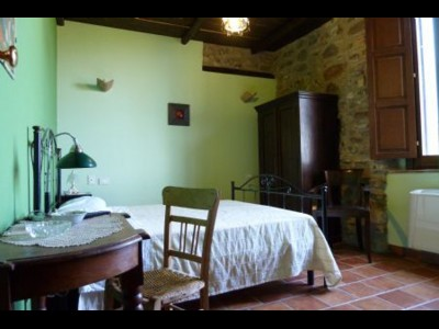 Bed and Breakfast Tenuta terra rossa