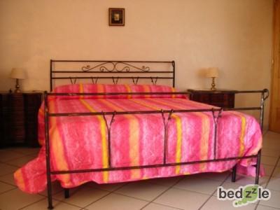 Camera da letto Arancio