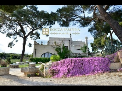 Bed and Breakfast Masseria Rocca Pampina