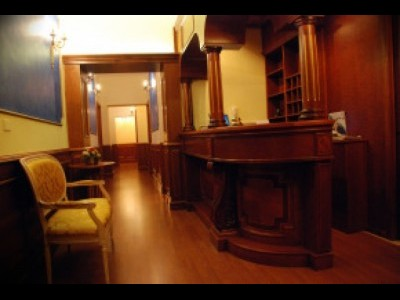 Room rental Barberini Suites