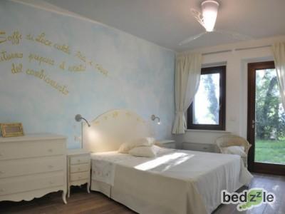 Camera da letto primavera