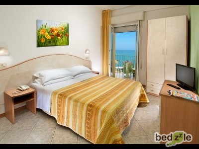Camera da letto tre letti