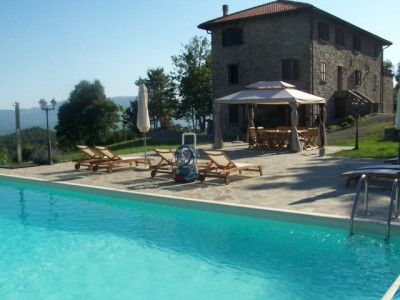 Bed and Breakfast Casale Sambuceto Country house