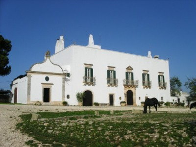 Bed and Breakfast Masseria Tagliente