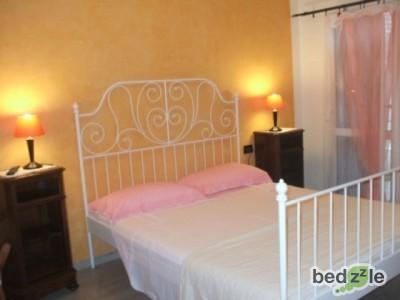 Camera da letto 1 arancio