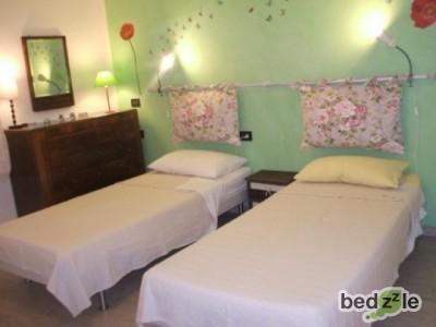 Camera da letto 2 VERDE