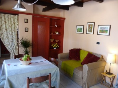 Holiday home La rosa gialla