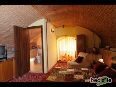 Camera da letto dei Vini