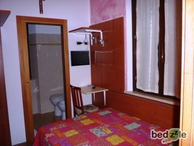 Camera da letto 1 Singola