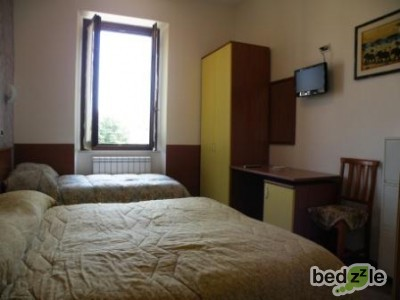 Camera da letto 2 Tripla