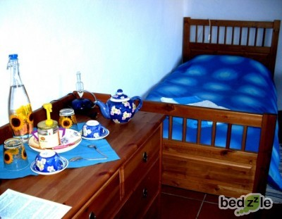 Camera da letto LAVANDA