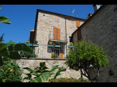 Bed and Breakfast Borgo di Sumbilla Trattoria Monti